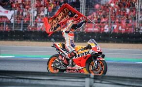 MotoGP Finale 2019 in Thailand - Marquez wird erneut Weltmeister Bild 6
