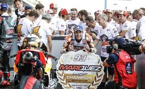 MotoGP Finale 2019 in Thailand - Marquez wird erneut Weltmeister Bild 2