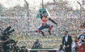 MotoGP Finale 2019 in Thailand - Marquez wird erneut Weltmeister Bild 4