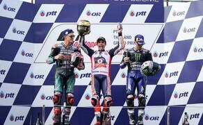 MotoGP Finale 2019 in Thailand - Marquez wird erneut Weltmeister Bild 7