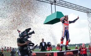 MotoGP Finale 2019 in Thailand - Marquez wird erneut Weltmeister Bild 8