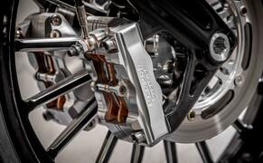 Brough Superior SS100 Bild 6 Brough Superior Super Sport 100 (SS100): Das neue Modell des ursprünglichen Erfolgsmodells von Brough Superior.