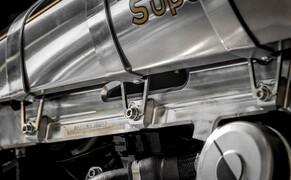 Brough Superior SS100 Bild 3 Brough Superior Super Sport 100 (SS100): Das neue Modell des ursprünglichen Erfolgsmodells von Brough Superior.