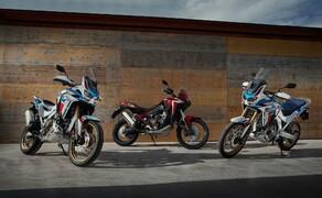 Honda CRF 1100 L Adventure Sports Test der Reissenduro Bild 5 Zentrales Element für sehr viele neue Features am Motorrad ist die neue 6-Achsen-IMU von Bosch.
