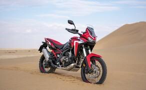 Honda CRF1100L AfricaTwin 2020 Offroad und Onroad Test Bild 9