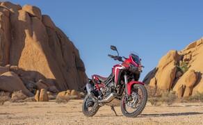 Honda CRF1100L AfricaTwin 2020 Offroad und Onroad Test Bild 11