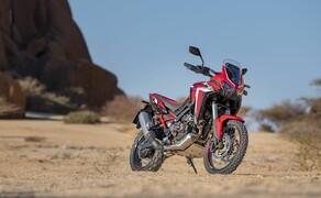 Honda CRF1100L AfricaTwin 2020 Offroad und Onroad Test Bild 14