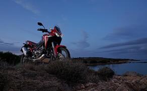 Honda CRF1100L AfricaTwin 2020 Offroad und Onroad Test Bild 15