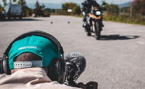 Behind the Scenes - Dreharbeiten neue Videoserie zum Thema Fahrtechnik Bild 18