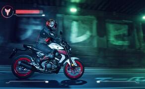 Die neue Yamaha MT-125 2020 - Erste Bilder und Infos Bild 12