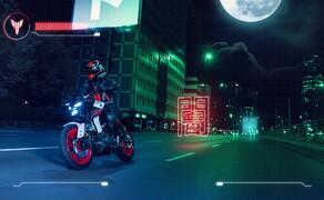 Die neue Yamaha MT-125 2020 - Erste Bilder und Infos Bild 13