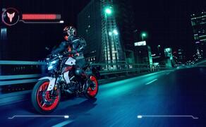 Die neue Yamaha MT-125 2020 - Erste Bilder und Infos Bild 15
