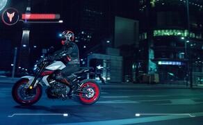 Die neue Yamaha MT-125 2020 - Erste Bilder und Infos Bild 16
