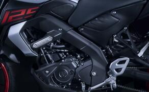 Die neue Yamaha MT-125 2020 - Erste Bilder und Infos Bild 5
