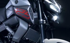 Die neue Yamaha MT-125 2020 - Erste Bilder und Infos Bild 18