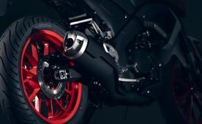 Die neue Yamaha MT-125 2020 - Erste Bilder und Infos Bild 19