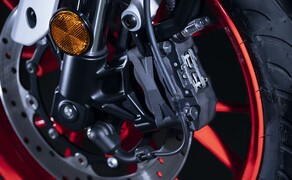 Die neue Yamaha MT-125 2020 - Erste Bilder und Infos Bild 20