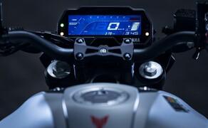 Die neue Yamaha MT-125 2020 - Erste Bilder und Infos Bild 7