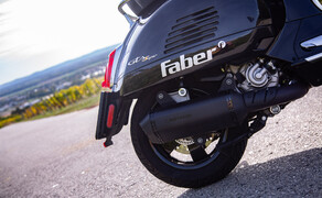 Vespa GTS 300 hpe SuperTech Test Bild 7