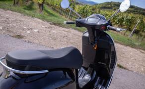 Vespa GTS 300 hpe SuperTech Test Bild 11