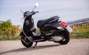 Vespa GTS 300 hpe SuperTech Test Bild 14