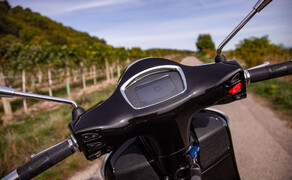 Vespa GTS 300 hpe SuperTech Test Bild 19