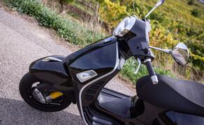 Vespa GTS 300 hpe SuperTech Test Bild 20