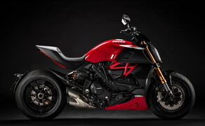 Ducati Diavel 1260S Red 2020 Bild 4