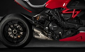 Ducati Diavel 1260S Red 2020 Bild 5