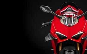 Ducati Panigale V4 2020 Bild 5 Neben Winglets beschert das der V4 auch ein höheres Windschild.
