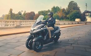 Yamaha Tricity 300 2020 Bild 7