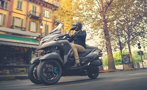 Yamaha Tricity 300 2020 Bild 8