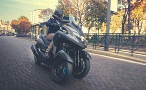 Yamaha Tricity 300 2020 Bild 9