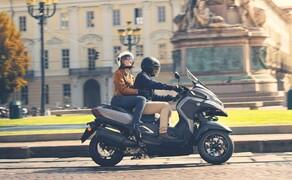 Yamaha Tricity 300 2020 Bild 11
