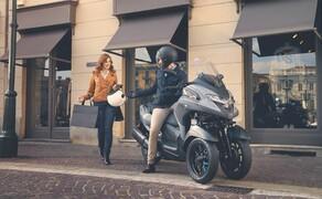 Yamaha Tricity 300 2020 Bild 13