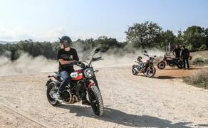 Ducati Scrambler 800 2020 – neue Icon Dark als Einstieg Bild 17