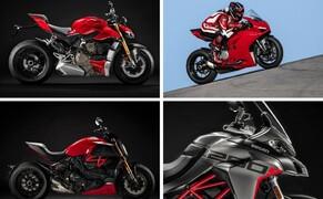 Ducati Motorradneuheiten 2020 Bild 1 Das sind die Neuheiten für die Saison 2020 von Ducati...