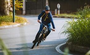 Ducati E-Scrambler Fahrrad Bild 3