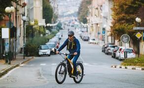 Ducati E-Scrambler Fahrrad Bild 4