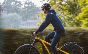 Ducati E-Scrambler Fahrrad Bild 5