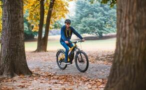 Ducati E-Scrambler Fahrrad Bild 8