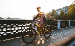 Ducati E-Scrambler Fahrrad Bild 10
