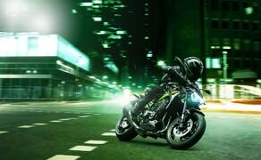 """Kawasaki Neuheiten 2020  Bild 8 Die <a href=""""/modellnews-3006178-kawasaki-z900-2020"""">neue Kawasaki Z900 2020</a> wird es auch wieder als 70 kW-Version geben, also eine Variante, die auf 35 kW/48 PS gedrosselt werden kann, um so mit dem A2-Führerschein fahrbar zu sein."""