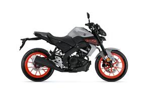 Yamaha Motorrad Neuheiten 2020 Bild 6 Die Yamaha MT-125 2020.