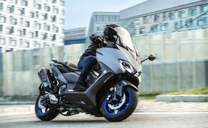 Yamaha Motorrad Neuheiten 2020 Bild 11 Der Yamaha TMAX 560 2020.