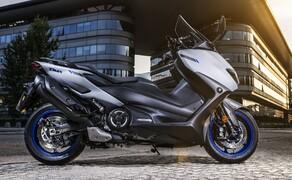 Yamaha Motorrad Neuheiten 2020 Bild 10 Der Yamaha TMAX 560 2020.