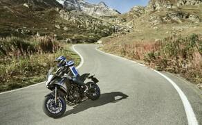 Yamaha Motorrad Neuheiten 2020 Bild 9 Die Yamaha Tracer 700 2020.