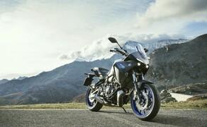 Yamaha Motorrad Neuheiten 2020 Bild 8 Die Yamaha Tracer 700 2020.