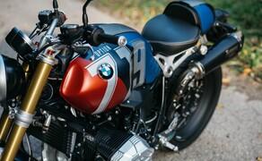 Saisonabschluss mit der BMW R nineT Bild 8
