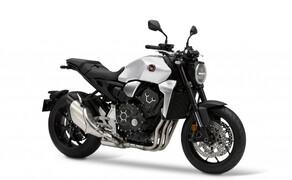 """Honda Motorrad und Roller Neuheiten 2020 Bild 5 Die Änderungen an der Honda CB1000R werden von Honda als raffinierte Design-Updates bezeichnet, die den Premium Look weiter erhöhen und die Präsenz des Bikes unterstreichen. Was sich genau verändert hat, erfährst du <a href=""""/modellnews-3006165-honda-cb1000r-2020"""">HIER</a>."""